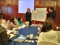 汪学明老师8月26号上海公开课《商业模式创新与战略转型实操》课程结束