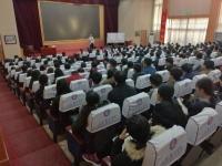 吴湘洪老师2017年2月10日为山东英才学校讲授《正能量与责任》课程圆满结束