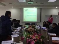 2月9日李泉老师为安徽通源环境讲授《金牌商务礼仪》课程圆满结束!