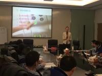2月10日李泉老师为安徽双维伊士曼讲授《金牌商务礼仪》课程圆满成功!