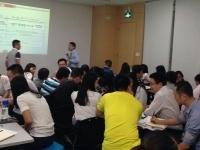 申明江老师2015年11月11日广州众科电器讲授《采购总成本降低与供应商谈判策略》课程