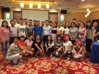 申明江老师2016.06.22-24西安《供应链管理、库存管理、运输管理培训》圆满结束