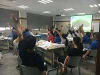 钟滔老师2016年6月17号为盐城东风悦达起亚讲授《分析性思考/问题解决》课程圆满结束