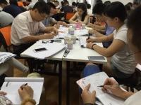 钟滔老师2016年7月23日在厦门公开课《创新思维与问题分析解决》圆满结束