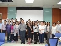2016年11月08日钟滔老师为广州南航讲授《系统构建思维》课程