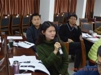 梁辉老师12月23日给广东国储物流讲授的《狼性营销实战训练营 》课程圆满结束!