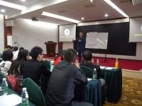 梁辉老师12月8日广州《互联网时代的营销铁律》公开课圆满结束!