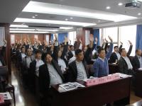 梁辉老师2016年10月14日扬州农商行《大客户销售》课程圆满结束!