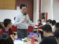 文彬老师2015年5月26-27号深圳创维培训了《高效能人士七个习惯》课程圆满结束