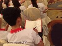 文彬老师6月30号为安华卫浴讲授《店长客户价值赢销实战技能》课程