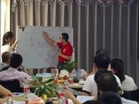 郑秀宝老师2016年8月7号南昌总裁班《赢在顶层设计》课程结束
