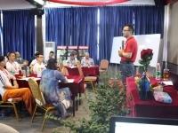 郑秀宝老师8月20-21号给中山总裁班上《商业模式创新与落地》课程结束