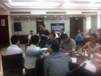 郑秀宝老师9月8号中国储备粮总公司《MTP中层管理技能提升与自我修炼》第三期课程结束