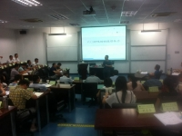 郑秀宝老师9月9号广州研修班《VUCA时代的四维领导力》课程结束
