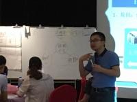 郑秀宝老师2016年5月18日为昆明供电设计院讲授《思维的力量:解决问题的逻辑》课程圆满结束
