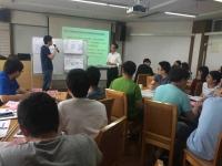 莫勇波老师2016年7月12日为杭州电力讲授《金字塔原理》课程