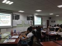 莫勇波老师2016年7月29日为宝钢工业技术讲授《金字塔原理---逻辑思维及有效表达》课程