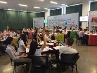 王若文老师2016年7月21日为四川铁塔集团讲授《有效沟通与时间管理》课程