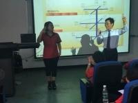 王若文老师2016年8月30-31日为深圳市瑞捷建筑工程咨询讲授《卓越领导力》课程完美结束!