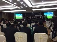 陈西君老师 2月7、8号 为山东可林奇集团 讲授 《高绩效团队建设与管理》