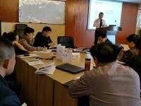 陈西君老师 2月28-3月1号 为骆驼集团讲授 《高绩效团队建设与管理》