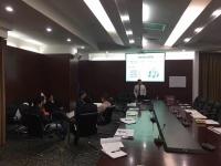 陈西君老师 3月6-7号 为洛芙科技公司讲授 《MTP中层管理技能提升》
