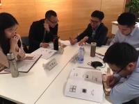 陈西君老师 3月25号 为广田装饰讲授 《MTP中层管理技能提升》