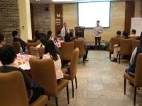 陈西君老师2016年11月12日广州银行《打造高效执行力》课程圆满结束!
