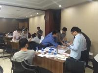 陈西君老师2016年11月21-22日佛山瑞宝公司《问题分析与有效解决》课程!
