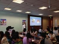热烈庆祝何叶老师01月28号为五星电器讲授《影响力销售》课程圆满结束!