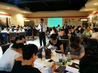 何叶老师8月21-22日为浙江在线讲授《大客户销售技巧》