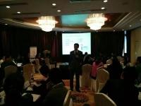 何叶老师10月31-11月01为永大电梯讲授《销售技巧-销售团队建设》