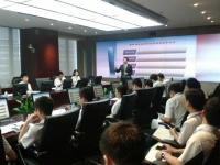 热烈庆祝黄道雄老师8月5号在中山讲授《精准成本控制与预算管理》研修班课程圆满结束!