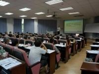 热烈庆祝黄道雄老师8月8-9号在五粮液集团讲授《非财务经理的财务管理》课程圆满结束!