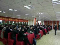 1月19日杨文浩老师《选人、育人及流失控制》的课程在无锡圆满结束!