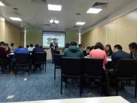 2月14日广州移动,杨文浩老师《一线团队管理技巧》课程圆满结束!