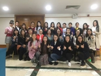 敦平老师3月4-5日深圳高级秘书公开课程圆满结束