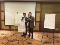 梁辉老师3月17号为上海中银基金讲授《狼性营销实战训练营》课程圆满结束!!