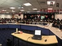 李泉老师12月24日为上海招行讲授《金牌商务礼仪》课程圆满成功!