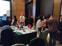 李泉老师2月17日为平煤神马集团讲授《金牌商务礼仪》
