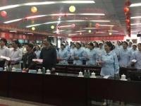 李泉老师5月8日为岳化医院讲授《金牌医护礼仪与医患沟通》课程圆满成功