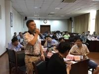 方明老师2017年6月25号南昌某生产企业《高效能人士七个习惯》课程圆满结束。