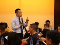 邹海龙老师6月8号为湖南常德泰讲授《VIP客户精准营销与维护》课程圆满结束!