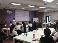 邹海龙老师6月22日给北京圣元国际讲授《内训师TTT技能训练》课程圆满结束!