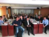 王若文老师2017年4月11~12号在赤峰讲授两天的《高绩效王牌团队建设与管理》圆满结束啦!