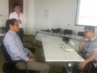 7月5日【杨文浩老师】在上海为某地产公司讲授了《金牌面试官的面试与甄选技术》的课程圆满结束!