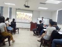 【朱磊老师】7月-15日在株洲为某投资有限公司讲授《《直达人心的高情商职场沟通表达技术训练》》课程