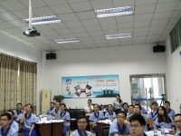 朱磊老师-9月-9日广东为某科技公司讲授《领导者个人效能与提升》课程
