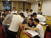 张世军老师 《(MTP)成就卓越- 管理者技能发展提升》(中建三局深圳装饰公司第一届青年锤炼营)