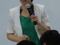 热烈庆祝邓雨薇老师6月17号在苏州保障性住房建设有限公司讲授《绩效考核课程》课程圆满结束!